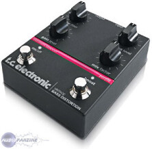 TC Electronic Vintage Bass Distortion