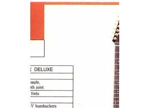 Aria Pro II XX Deluxe