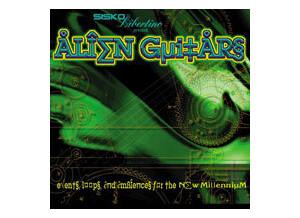 Big Fish Audio Alien guitars