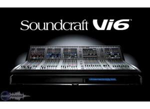 Soundcraft Vi6