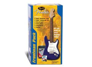 Squier Frontman Pack - Affinity Strat + Frontman 15R