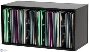 Glorious DJ Record Box 230 black
