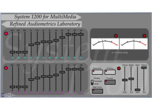 Refined Audiometrics Laboratory System 1200