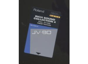 Roland PN-JV80-07 - Rich Sound Collection 4