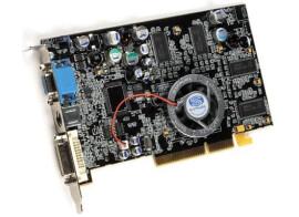 ATI Radeon 9600 XT