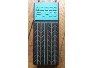 Boss FV-60 Foot Volume