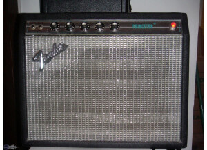 Fender Princeton (Silverface)
