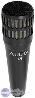 [NAMM] Audix Limited Edition Silver i5