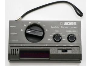 Boss TU-60 Guitar Tuner