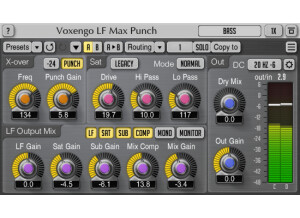 Voxengo LF Max Punch