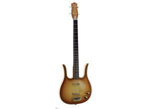 Danelectro Dead On! '58 Longhorn Bass