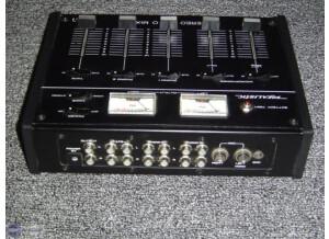 Realistic Stereo Disco Mixer