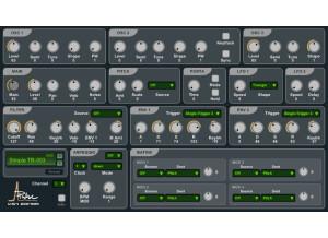 reKon Audio Waldorf Pulse Editor