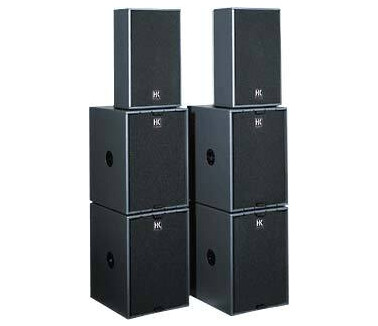HK Audio Actor System