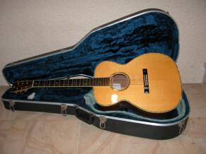 Cheval Guitars OM Custom