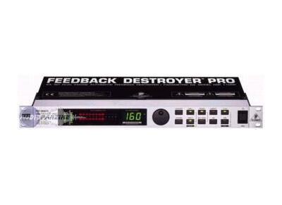 Behringer Feedback Destroyer