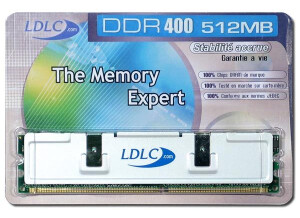 Ldlc Quality Select PC3200 CL2.5