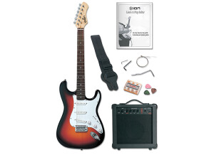 Ion Audio iGP-03 Electric Guitar Kit