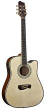 Olympia Guitars OD10-SCE