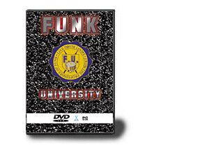 Big Fish Audio funk university