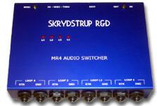 Skrydstrup MR4 Audio Switcher