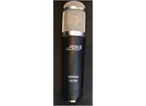 ADK Microphones Hamburg et Vienna