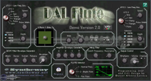 Syntheway DAL Flute 2