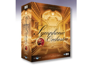 EastWest Quantum Leap Symphonic Orchestra Gold Pro XP Edition
