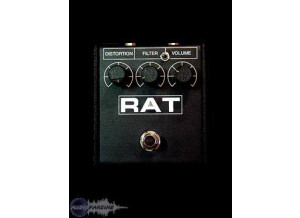 ProCo Sound RAT 2 - Modded by Keeley