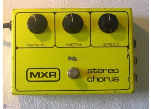 MXR M134 Stereo Chorus Vintage
