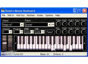 Bome Mouse Keyboard