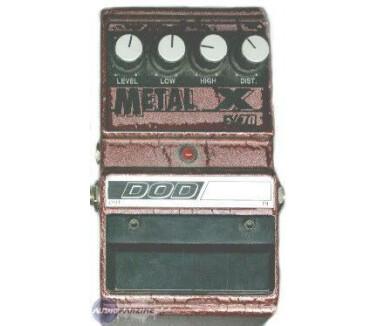 DOD FX70 Metal X