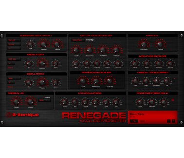G-Sonique Renegade