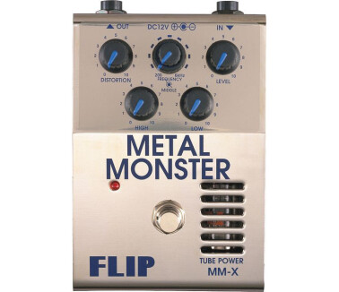 Guyatone MM-X Metal Monster