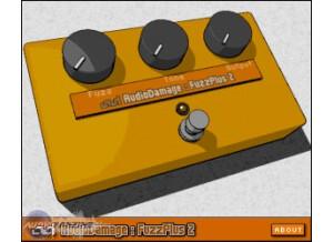 Audio Damage FuzzPlus2 [Freeware]
