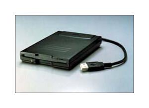 Teac FD-05PU External Floppy Disk Drive Unit