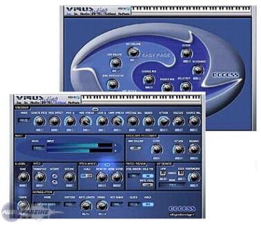 Access Music Virus Indigo TDM