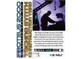 E-MU Techno Synth Construction Yard Expansion ROM