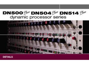Klark Teknik DN504 Plus