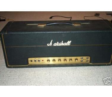 Marshall 1959 JMP Super Bass