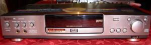 Panasonic DVD-A300
