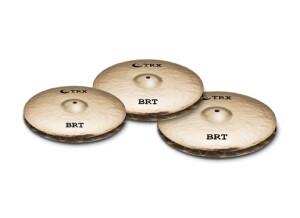 TRX Cymbals DRK/BRT