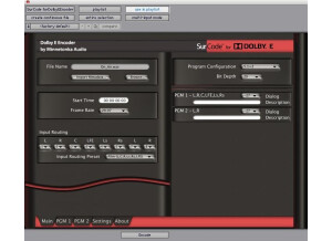 Minnetonka SurCode for Dolby E Encoder