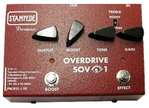 Providence Stampede Overdrive SOV-1