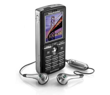 Sony K750i
