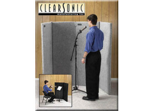 Clearsonic Panneaux absorbeurs S5-2