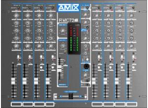 Amix RMC 72