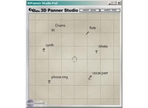 Spin Audio 3D Panner Studio