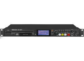 Tascam SS-CDR1 Now Shipping