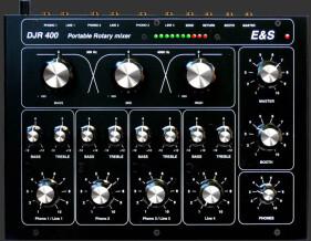 E&S DJR-400